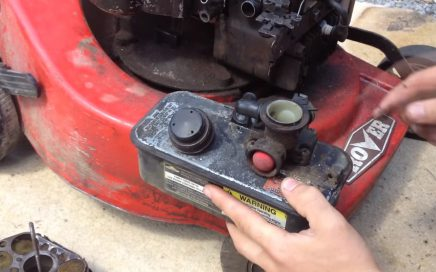 Pulsa Prime Carby Repair X on Test Ignition Coil Briggs Stratton Engine